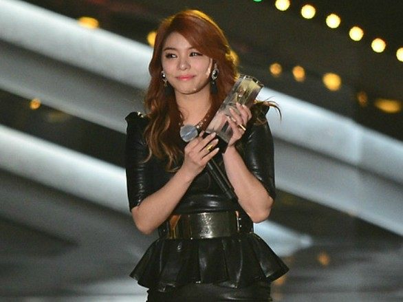 Ailee nude pictures leaked online - The Korea Times