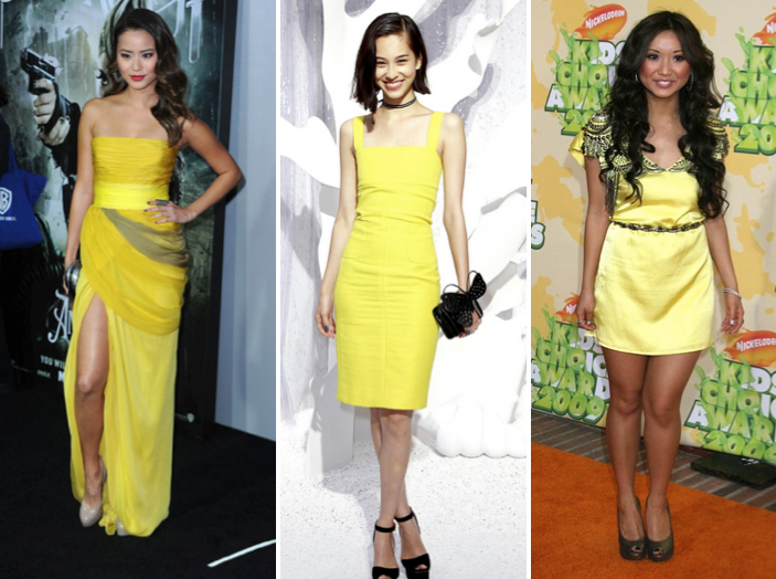 Why Asians Can Wear Yellow