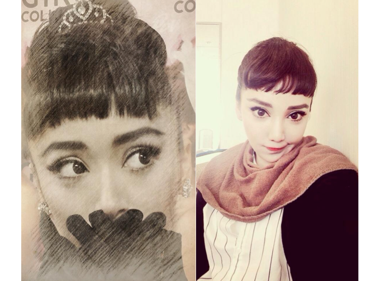 Japanese Makeup Artist Transforms Into Audrey Hepburn Ariana Grande And The One Direction Members Character Media