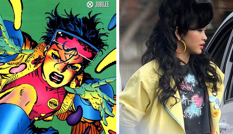 First Look At Lana Condor As X Men S Jubilee Character Media