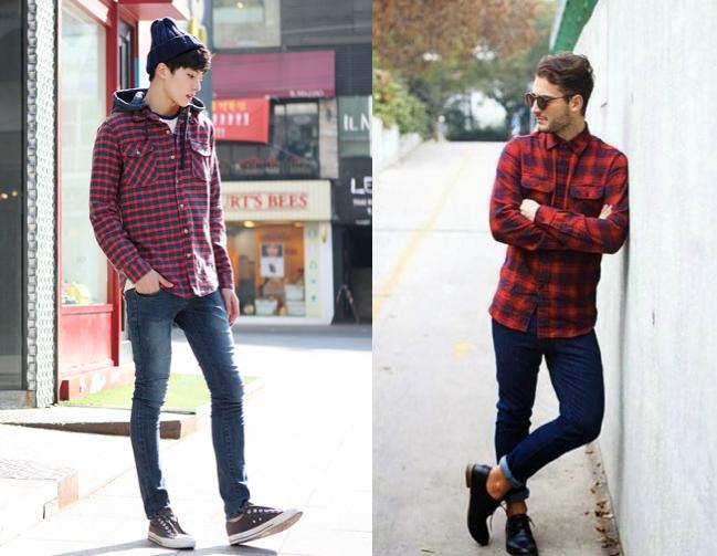 Korean Mens Fashion vs. American Mens Fashion: Who Wore
