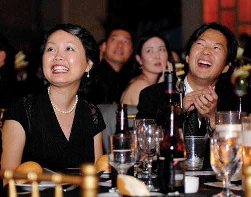 Tran Ho Ken Jeong Unforgettable Gala