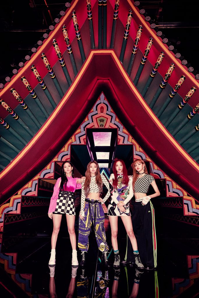 Pretty And Pink: Meet The Girls Of BLACKPINK - Character Media