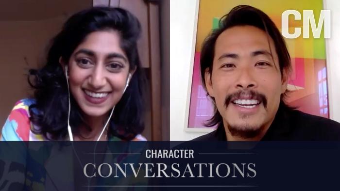 charactermedia.com: Character Conversations: Sunita Mani and Ivan Shaw Talk Growing up Asian American
