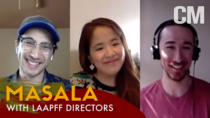 charactermedia.com: Masala: Filmmakers Jeff Fong, Marie Jamora and Kenya Gillespie Talk the 36th Annual Los Angeles Asian Pacific Film Festival