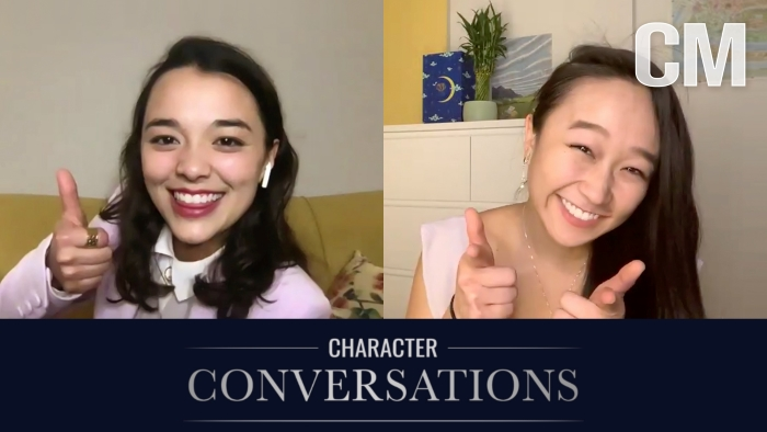 charactermedia.com: Character Conversations: Midori Francis and Cathy Ang Are Paving the Way for the Next Generation