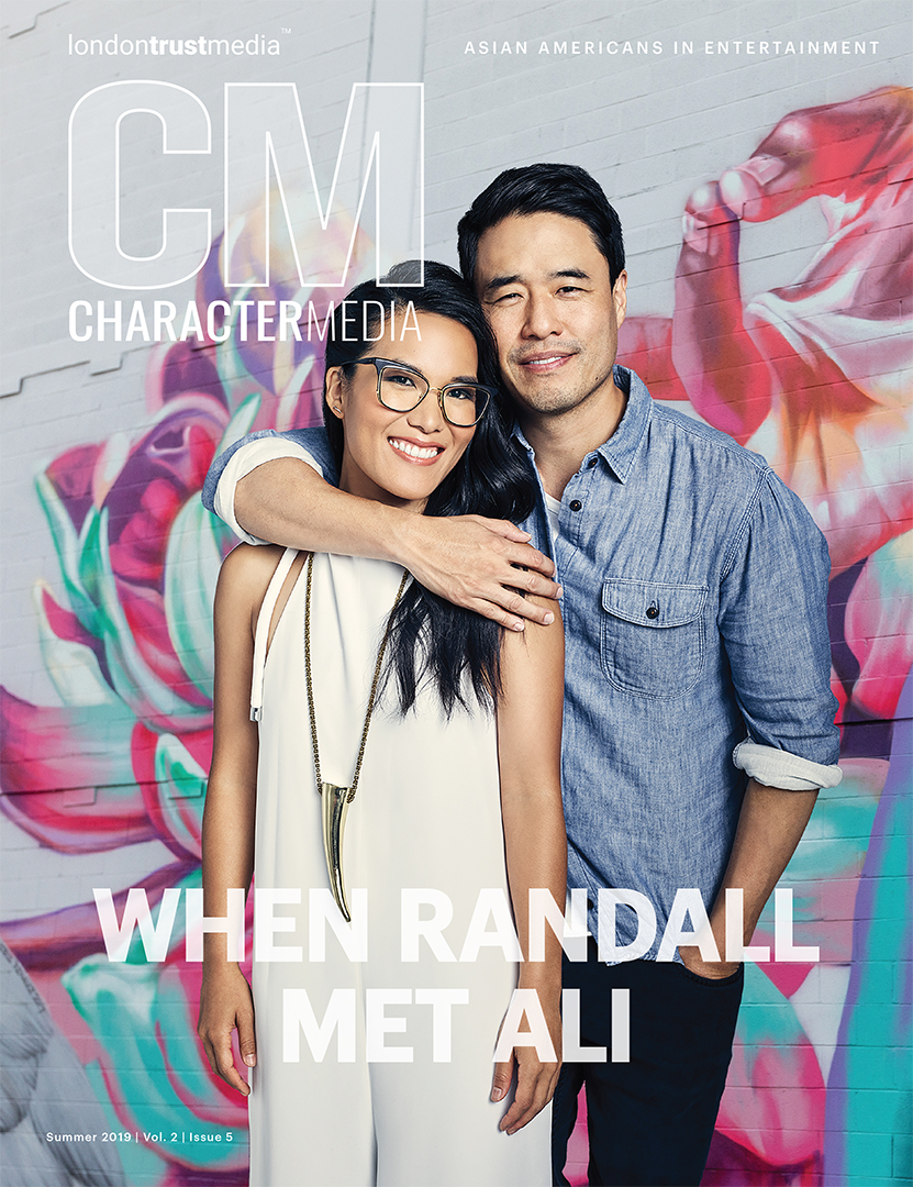 Character Media June 2019 Always Be My Maybe Ali Wong Randall Park Cover